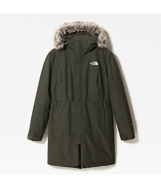 WOMEN'S ZANECK PARKA | The North Face