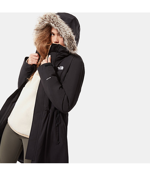 PARKA ZANECK POUR FEMME | The North Face