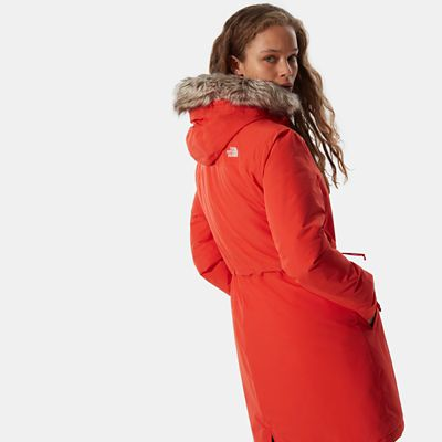 The North Face Parka Zaneck Pour Femme Flare Taille XL