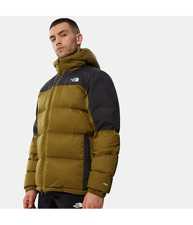 VESTE À CAPUCHE EN DUVET DIABLO POUR HOMME | The North Face