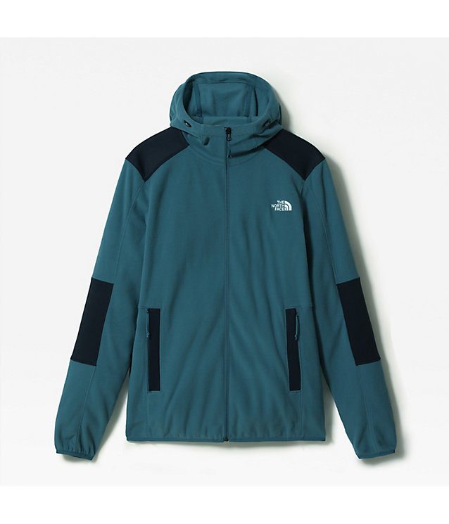 MEN'S DIABLO HOODED FLEECE JACKET | The North Face