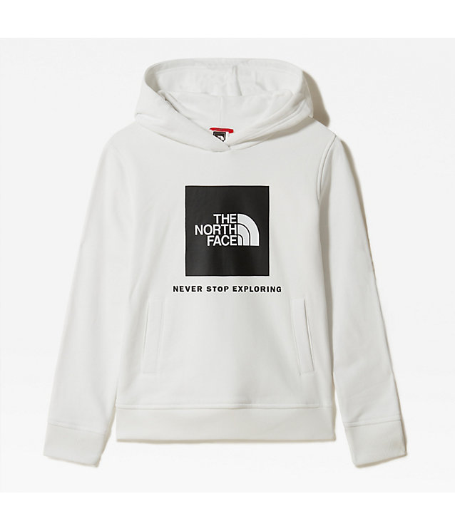 Kinder New Box Hoodie mit Rundhalsausschnitt | The North Face