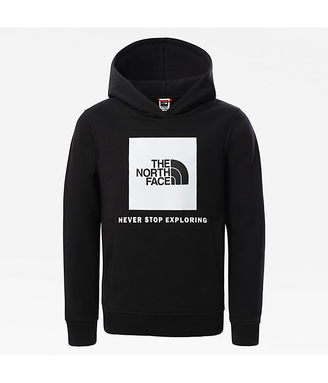 Sweat à capuche New Box Crew pour enfant | The North Face