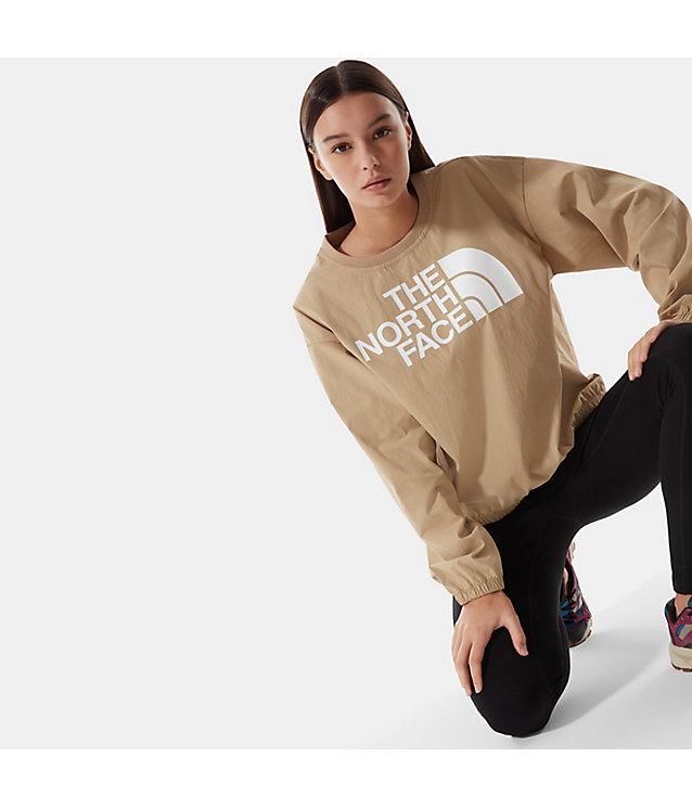 Damen Explore City gewebtes Sweatshirt | The North Face