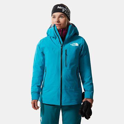 The North Face Womens Futurelight Jacket Enamel Blue Size S