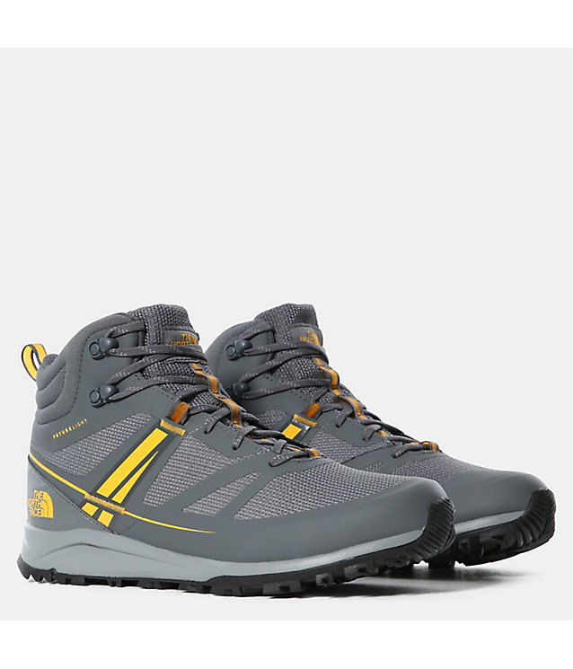 CHAUSSURES MONTANTES LITEWAVE FUTURELIGHT™ POUR HOMME | The North Face