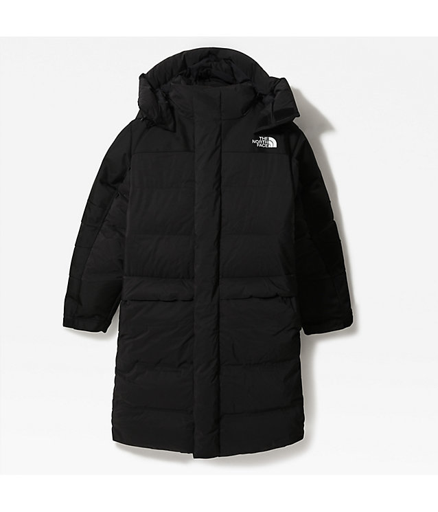 MANTEAU LONG BLACK SERIES HIMALAYAN UNISEXE | The North Face