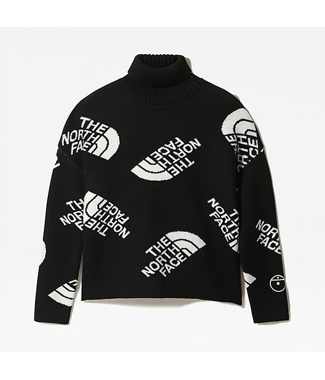Gebreide Black Series-sweater voor dames | The North Face