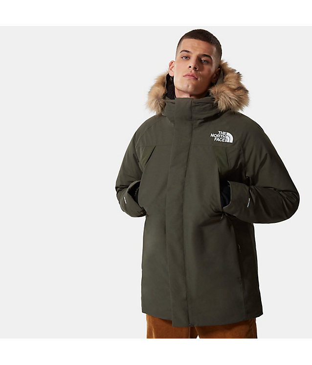 HERREN OUTERBOROUGHS PARKA | The North Face