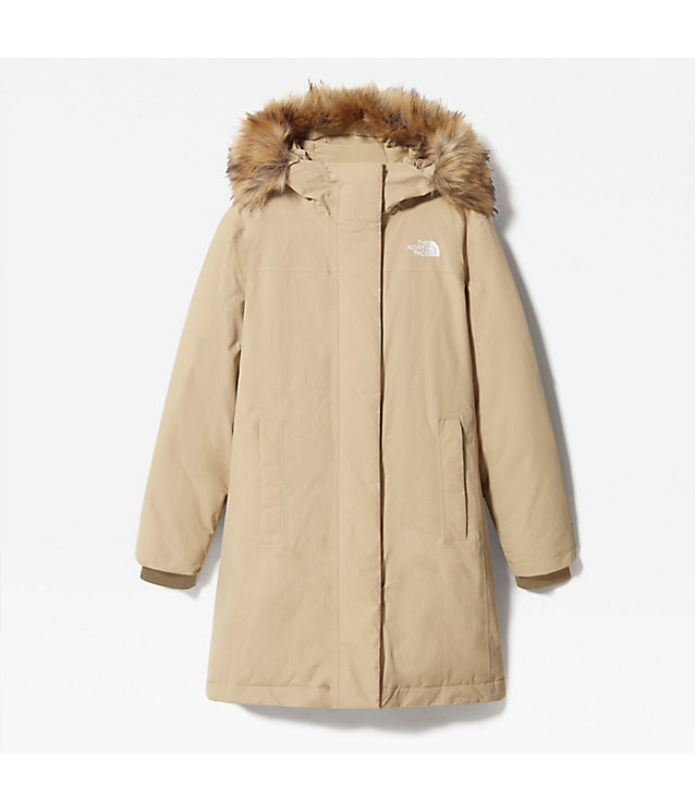 ARCTIC-PARKA VOOR DAMES | The North Face