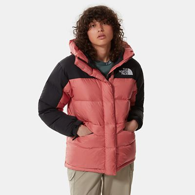 The North Face Womens Himalayan Down Jacket Faded Rose Size