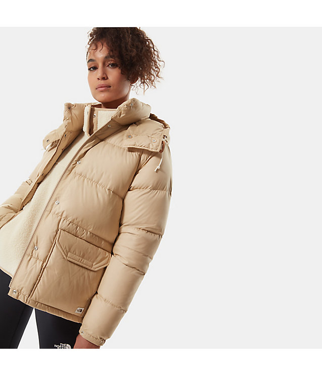 WOMEN'S SIERRA DOWN PARKA | The North Face