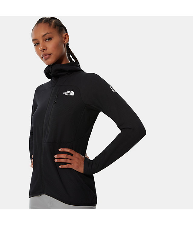 L2 FUTUREFLEECE™-jas met capuchon voor dames | The North Face