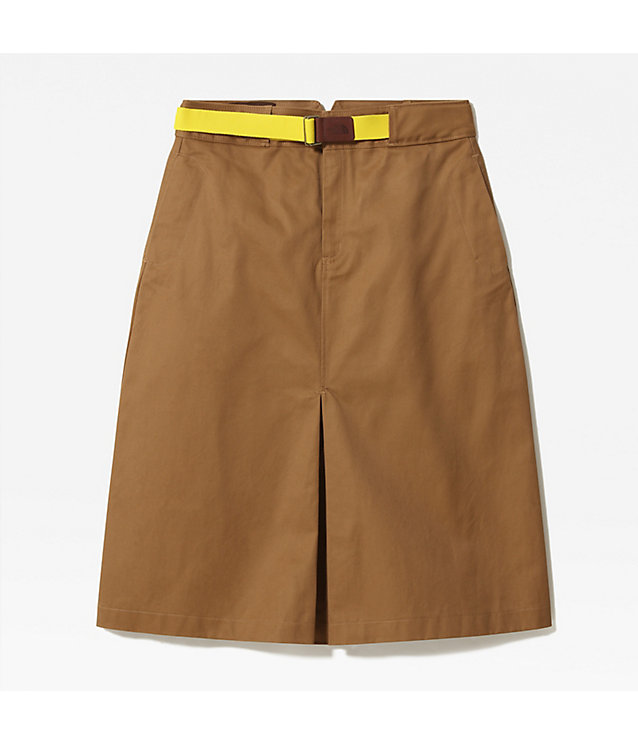 WOMEN'S HERITAGE COTTON TWILL SKIRT | The North Face