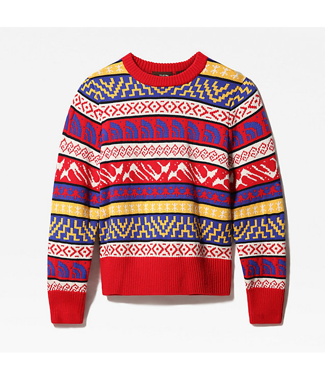 MEN'S HERITAGE SWEATER | The North Face