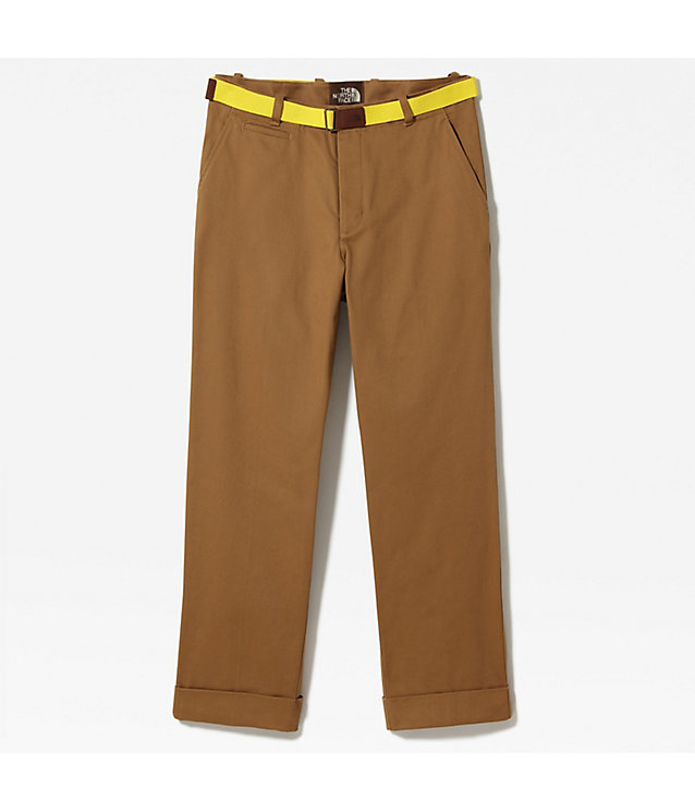 PANTALON EN SERGÉ DE COTON HERITAGE POUR HOMME | The North Face