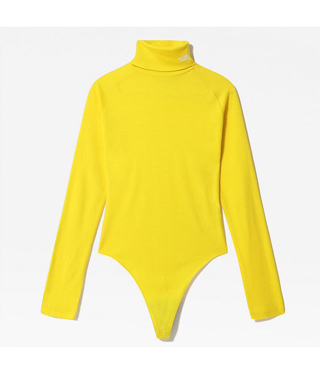 WOMEN'S HERITAGE MERINO TURTLENECK BODYSUIT | The North Face