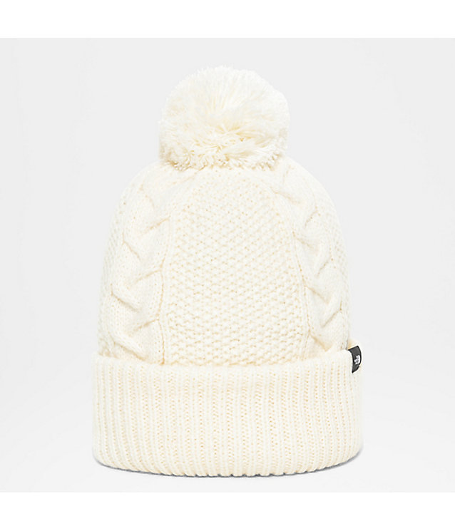 DAMEN CABLE MINNA BEANIE | The North Face