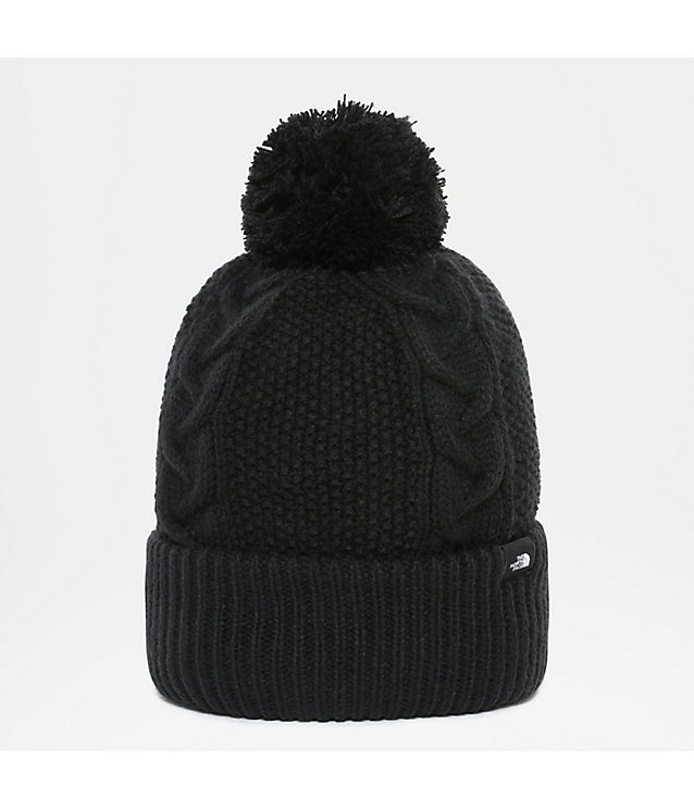 WOMEN'S CABLE MINNA BEANIE | The North Face
