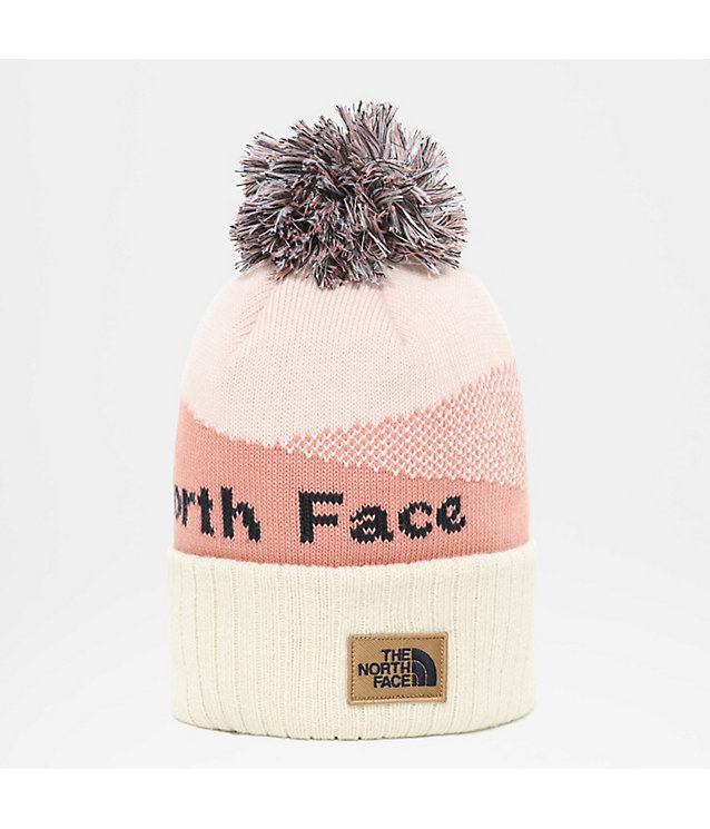 UNISEKS POM POM-BEANIE | The North Face