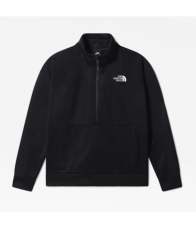 WOMEN'S MITTELLEGI ½ ZIP FLEECE | The North Face