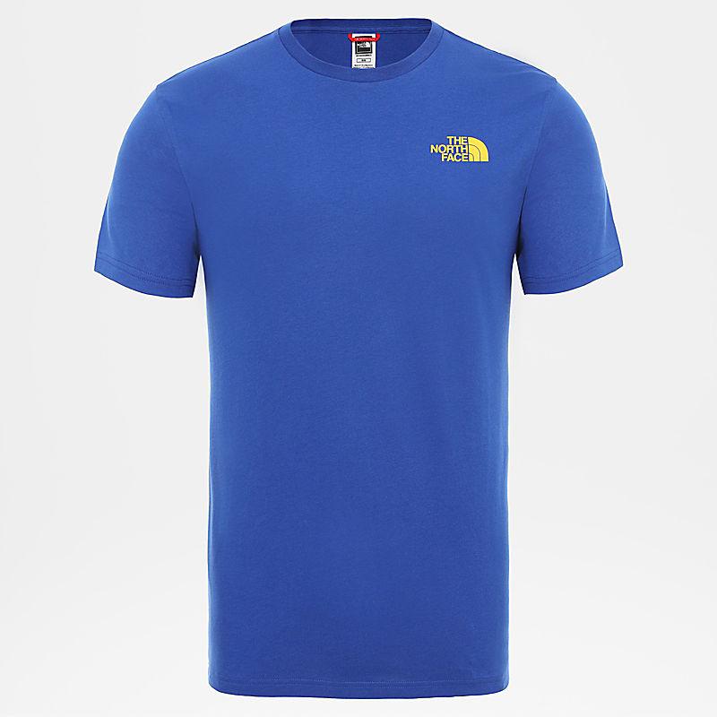 Men's Slanted Logo T-Shirt-