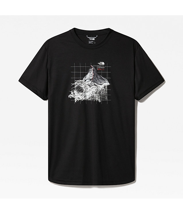 HERREN ALPS FIRST ASCENT T-SHIRT | The North Face
