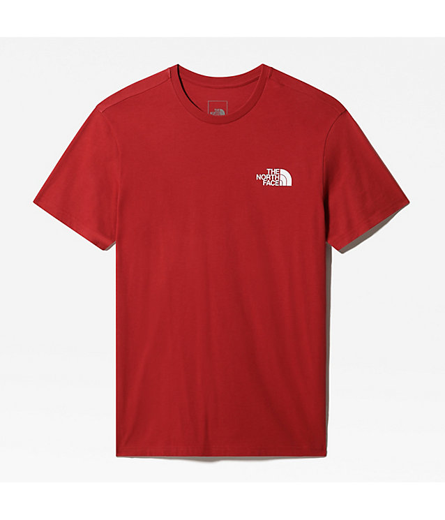 Reduce-T-shirt met grafische print voor heren | The North Face
