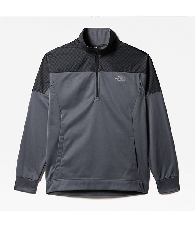 NEW SWEATER MET 1/4-RITS VOOR HEREN | The North Face