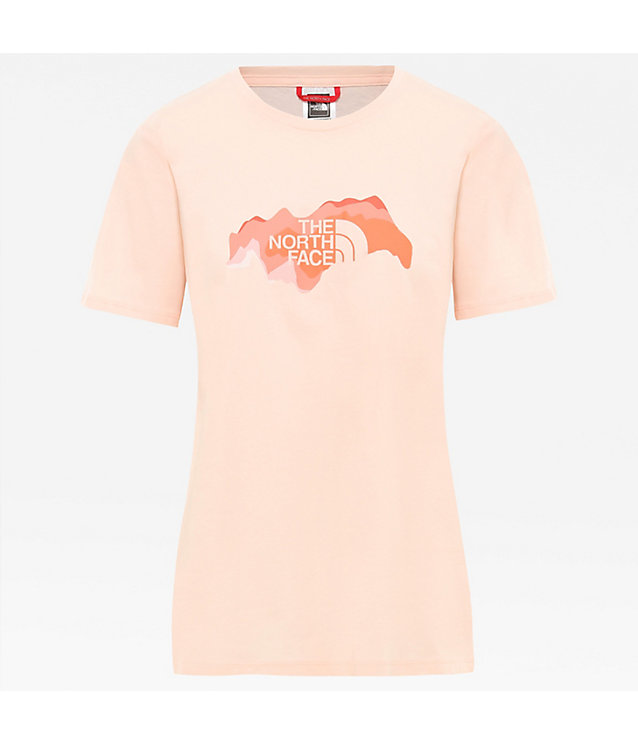 T-SHIRT BOYFRIEND POUR FEMME | The North Face