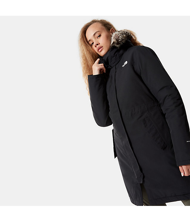 ARAL-PARKA VOOR DAMES | The North Face