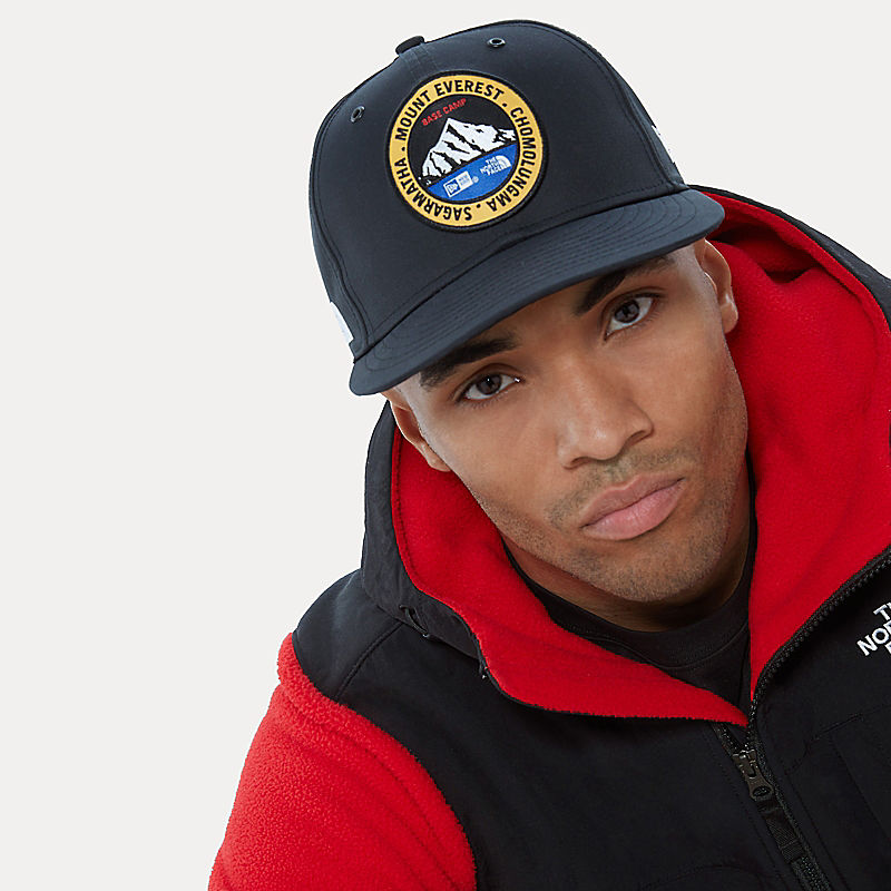 Officiële New Era x The North Face 59FIFTY-