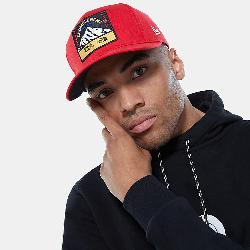 Cappello ufficiale New Era x The North Face 9FIFTY Stretch Snap-