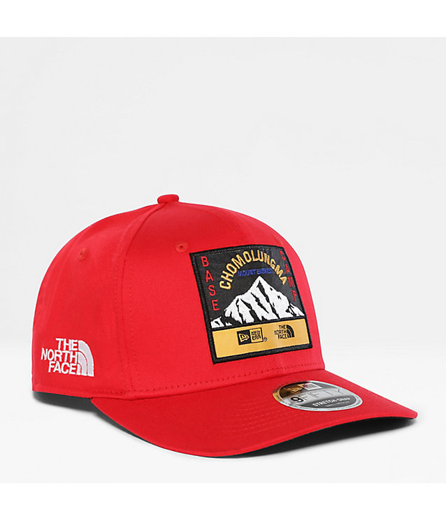 Offizielle New Era x The North Face 9FIFTY Stretch Snap Kappe | The North Face