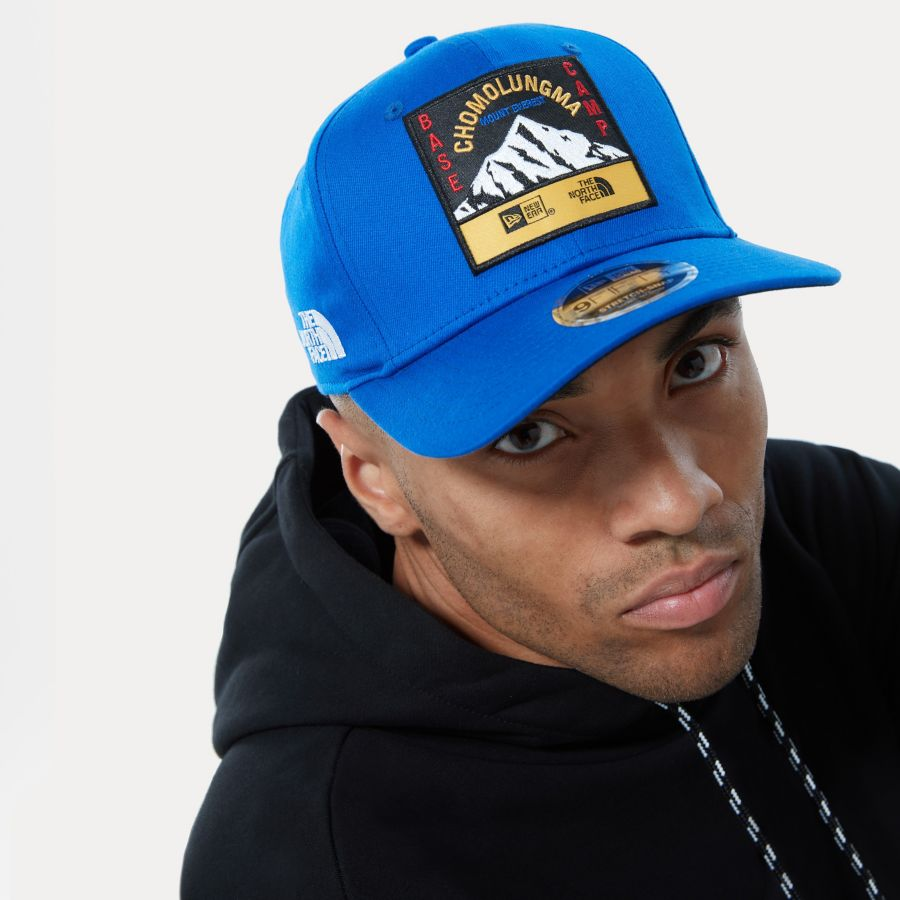 Casquette New Era x The North Face 9FIFTY officiel Stretch snapback-