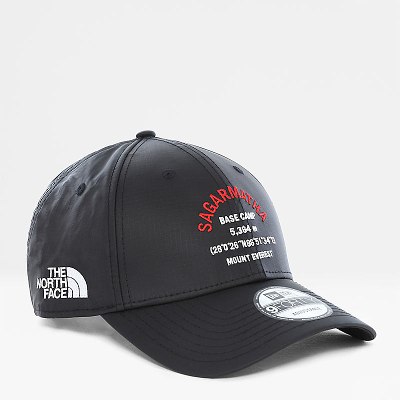 Offizielle New Era x The North Face 9FORTY Kappe-