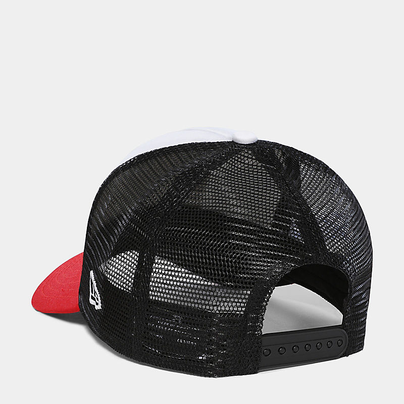 Officiële New Era x The North Face 9FORTY-truckerspet met A-frame-
