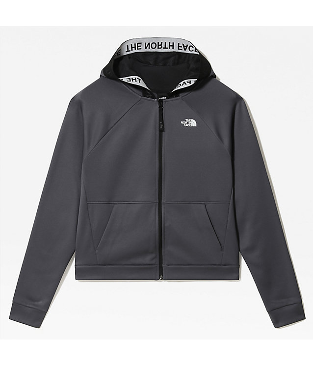 DAMEN TRAIN N LOGO KAPUZENJACKE | The North Face