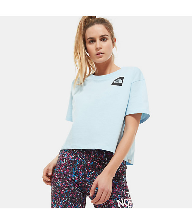 Women's Cropped Fine T-Shirt | The North Face