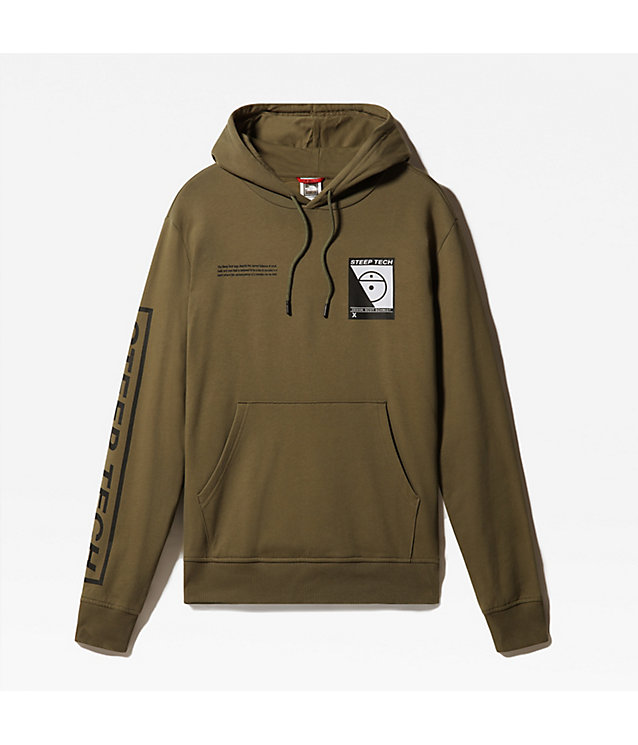 HERREN KAPUZENPULLOVER MIT STEEP TECH-LOGO | The North Face