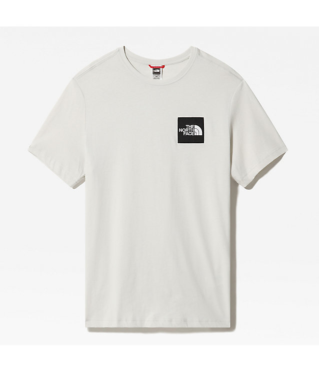 METRO EX-T-SHIRT MET LOGO VOOR HEREN | The North Face