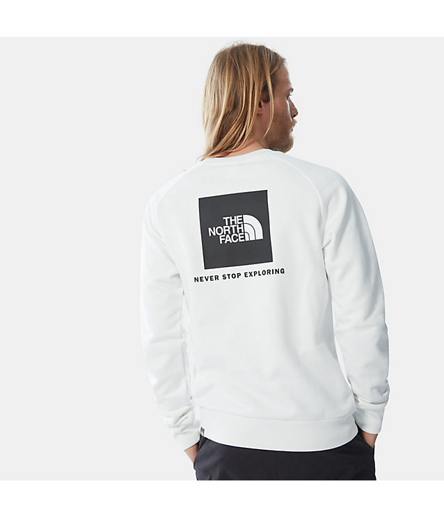 Men's Raglan Redbox Sweater | The North Face