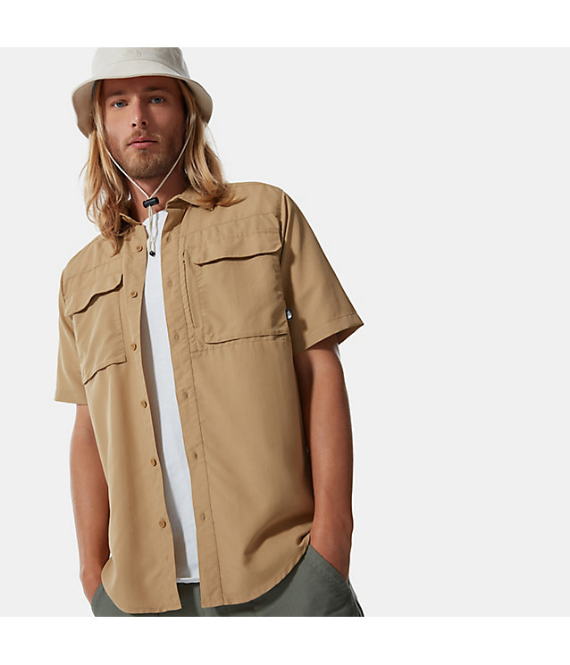 MEN'S SEQUOIA SHORT-SLEEVE SHIRT | The North Face