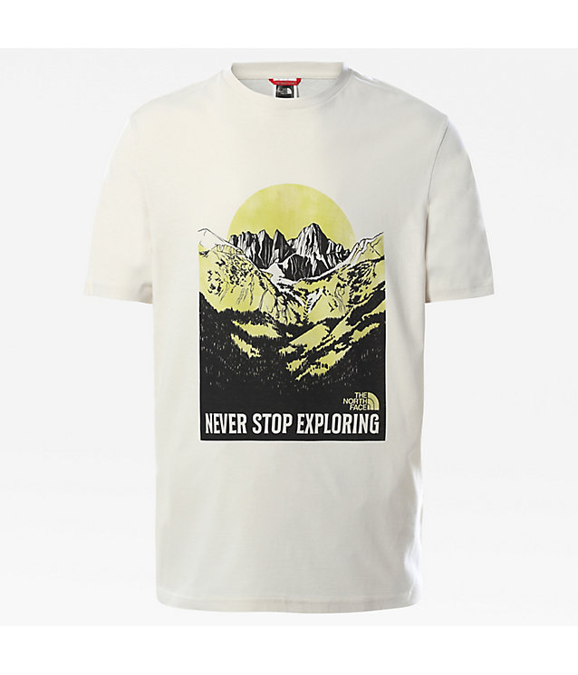 MEN'S NATURAL WONDERS T-SHIRT | The North Face