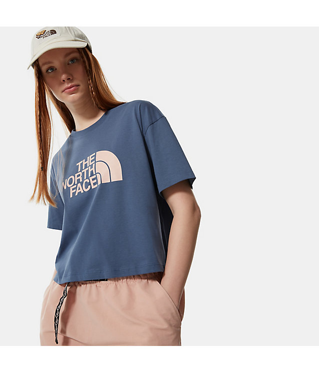 WOMEN'S EASY CROPPED T-SHIRT | The North Face