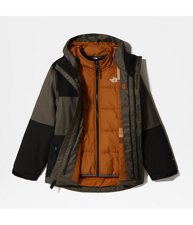 JUNGEN FREEDOM ZIP-IN TRICLIMATE® JACKE | The North Face