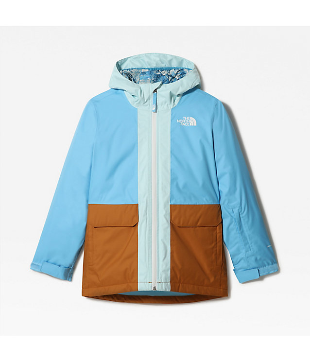 GIRL'S FREEDOM INSULATED JACKET | The North Face