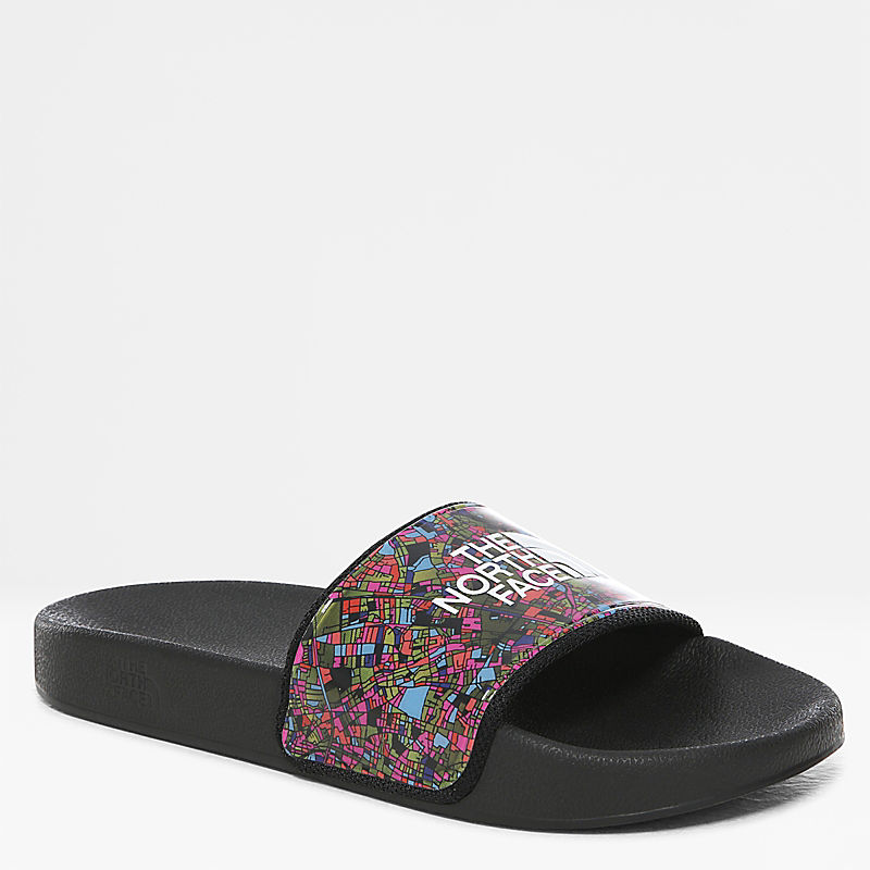 Base Camp Slide II Tokyo-slipper voor dames-