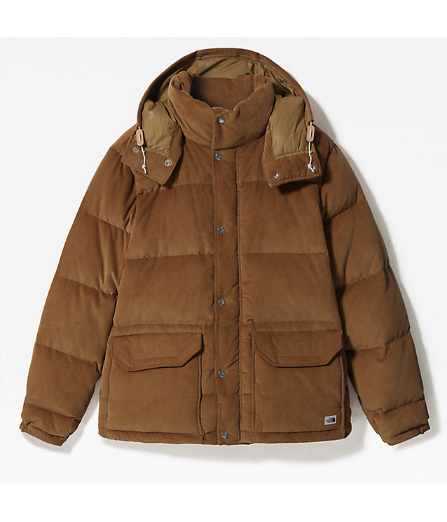 Men's Sierra Down Corduroy Parka | The North Face