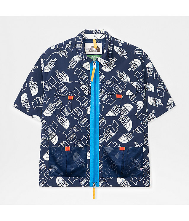 CHEMISE COUPE CARRÉE '76 MOUNTAIN TNF X BRAIN DEAD | The North Face